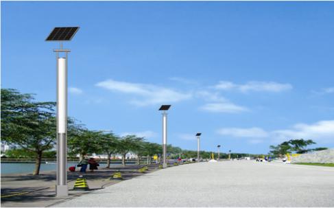 太阳能路灯工程