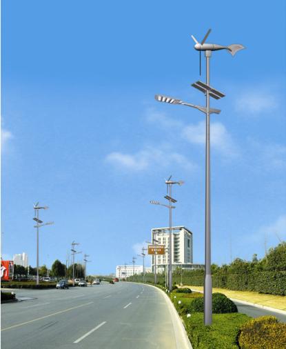 LDE太阳能路灯