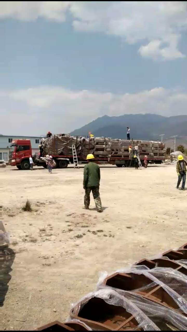 西藏太阳能路灯工程案例
