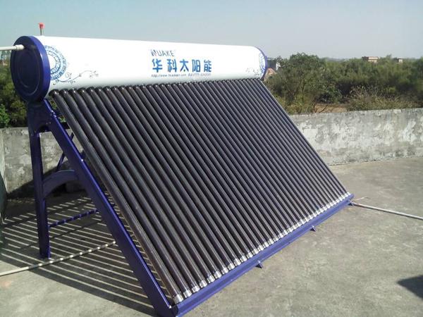 太阳能热水器特点
