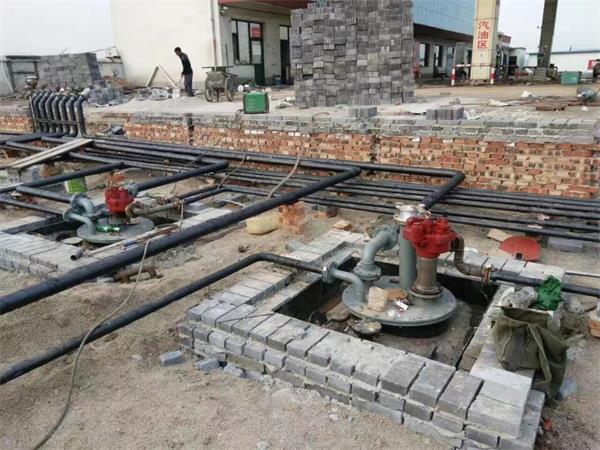 海南加油站工程施工