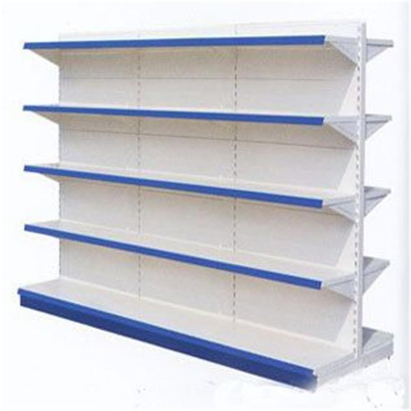 藍色背板貨架