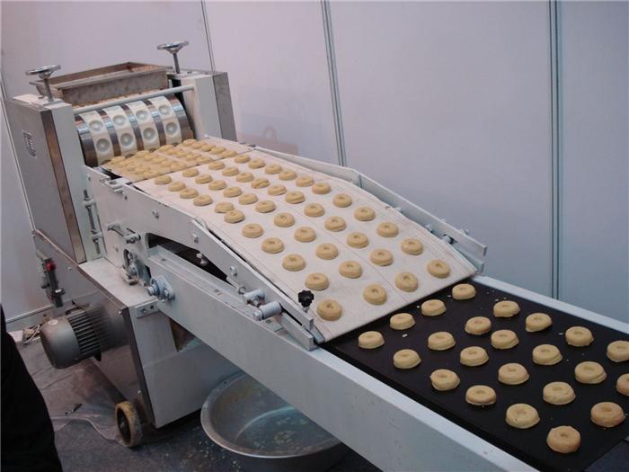 广西甜源食品生产车间