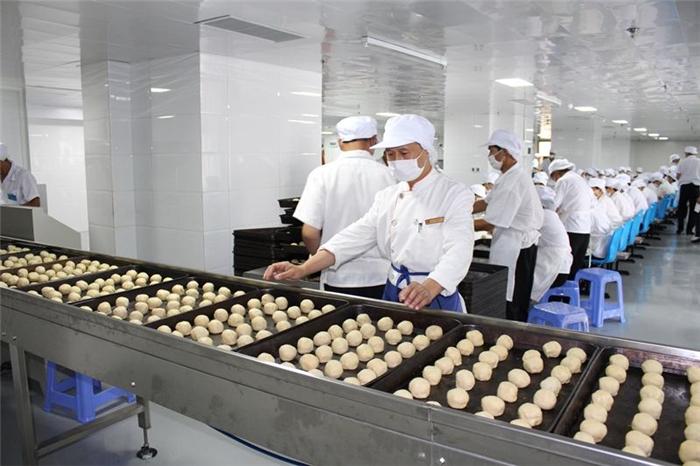 南宁生产月饼流程