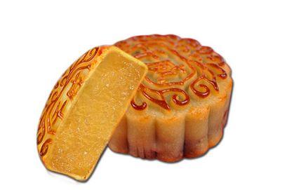 百色哈密瓜月饼