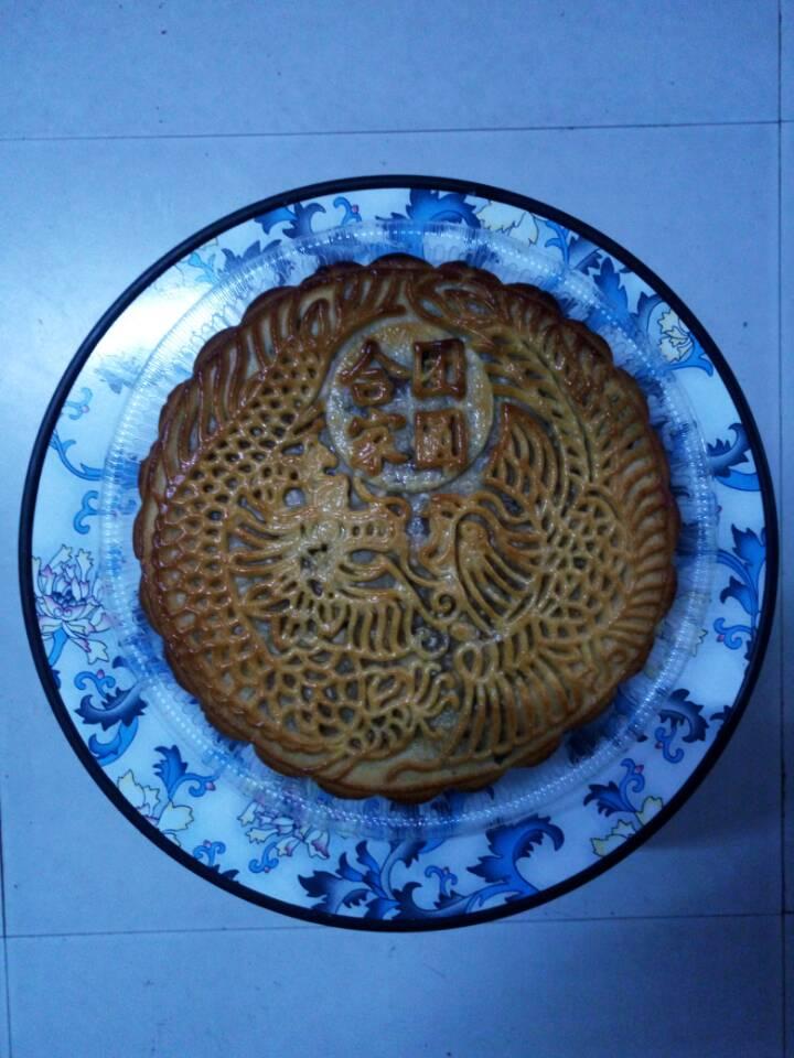 百色2斤装大月饼