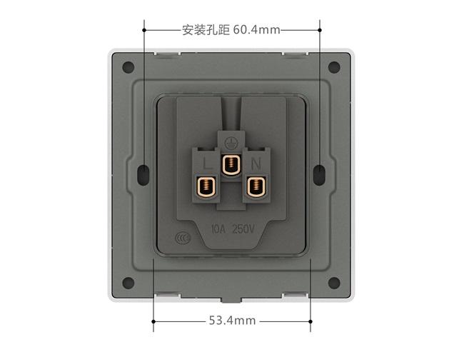 柳州SF-GK5-4A国标五孔