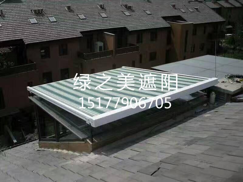 电动天幕篷工程案例