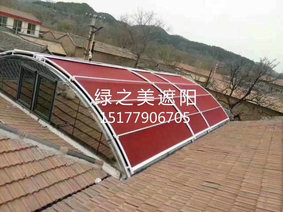 阳光天幕篷工程案例