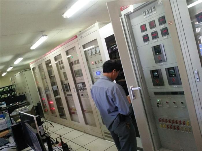 75T水泥厂锅炉配电房