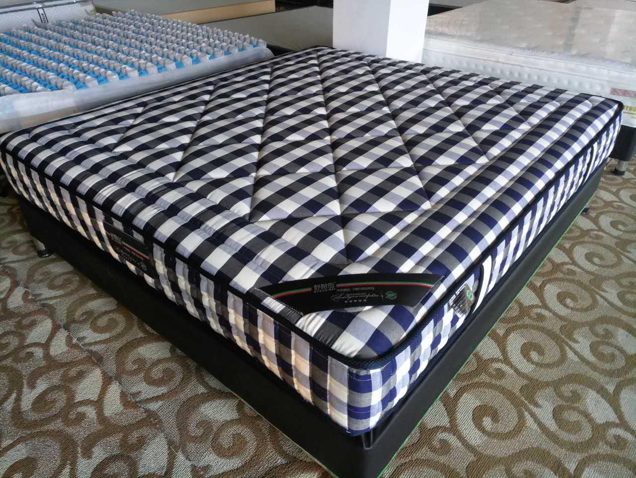 贵港舒耐倍床垫