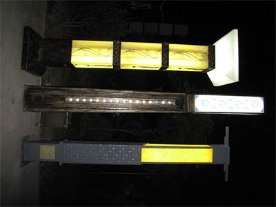 廣西景觀燈安裝工程