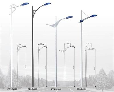 賀州路燈桿安裝工程