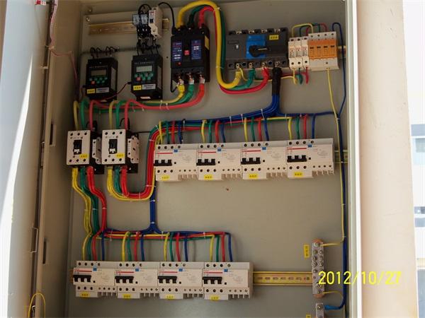 柳州路燈控制箱