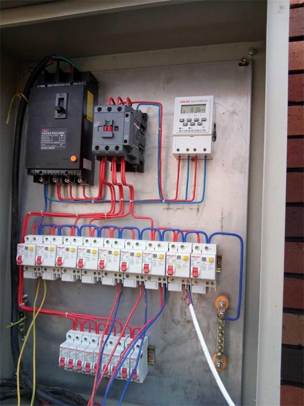 柳州路燈控制箱廠家