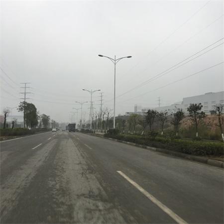 雙臂路燈安裝公司