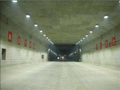 從化隧道燈安裝