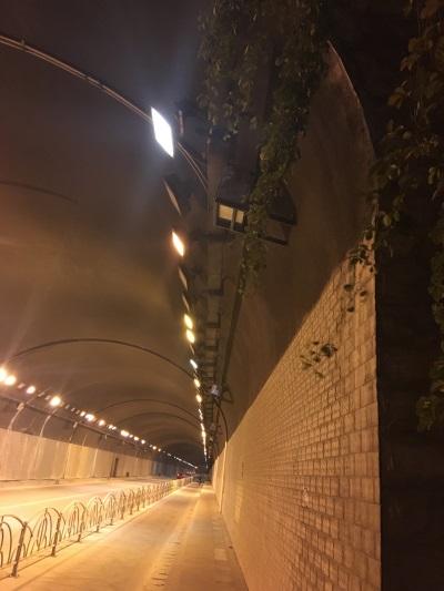 隧道燈安裝