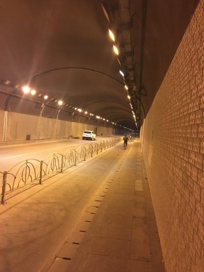 從化隧道燈安裝工程