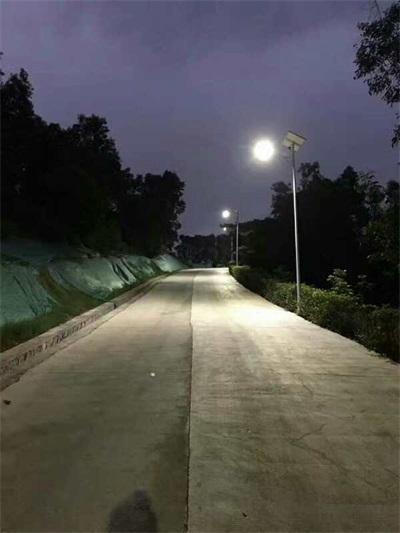 從化光伏太陽能路燈