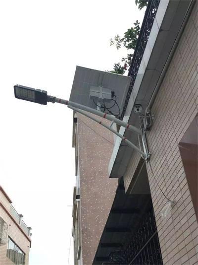 光伏太陽能路燈