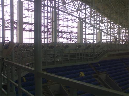 來賓體育館亮化工程