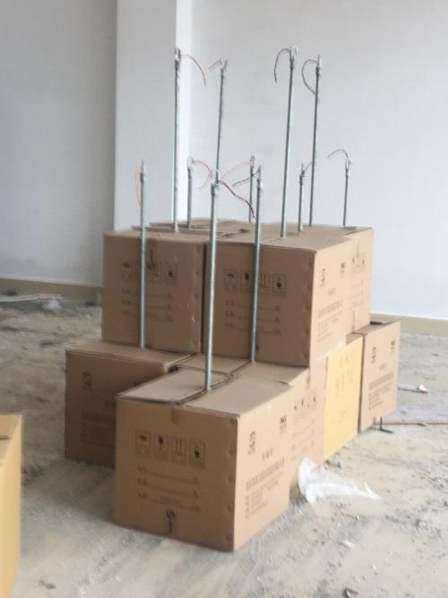 從化柳州八菱廠照明工程