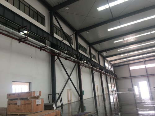 柳州八菱廠照明工程