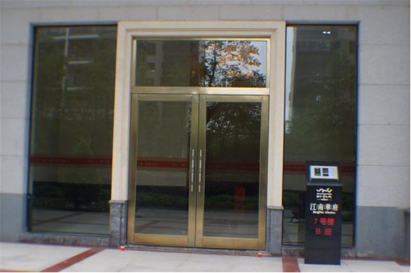 南寧·華南城-江南華府小區商品房裝修圖例-客廳