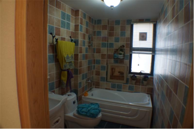 樣板房衛生間裝修圖例