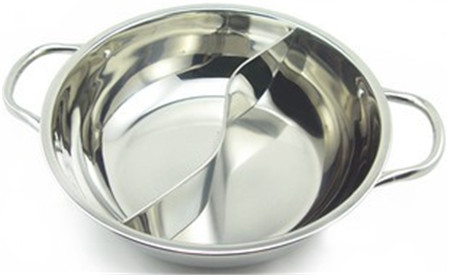不锈钢火锅盆