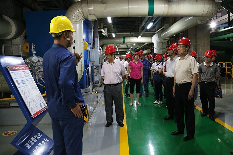 中國華電貴港發電廠實拍圖