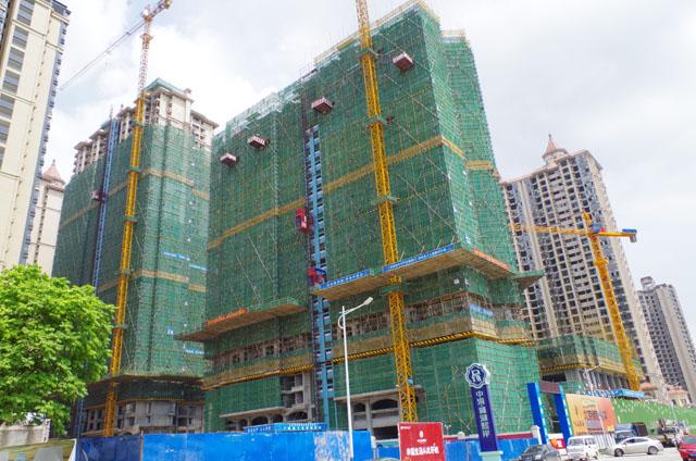 塔吊工程案例