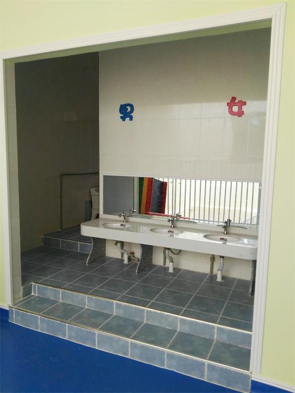 三楼洗手间