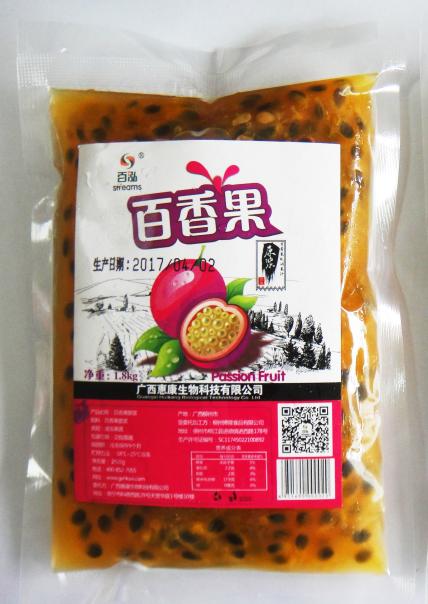 百香果原浆(1.8千克)