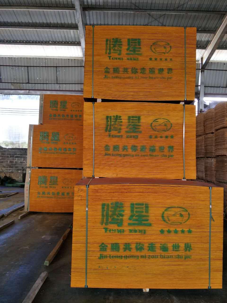 广西建筑木模板生产