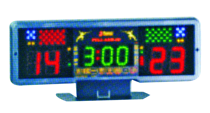 体育记分记时系统