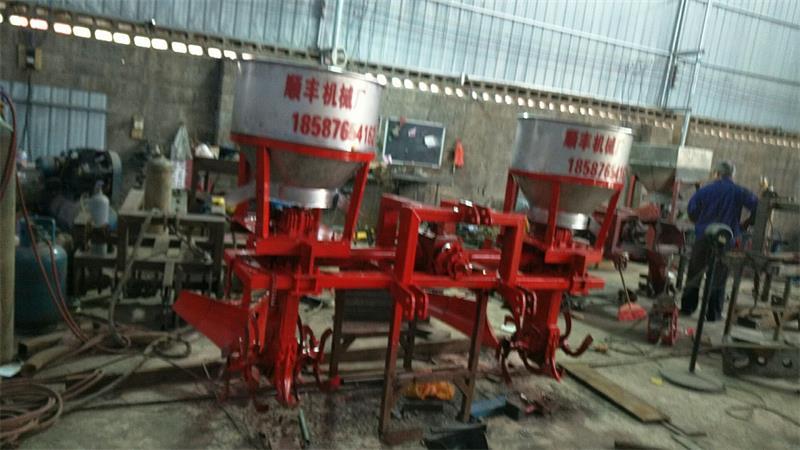 欽州甘蔗種植機設備