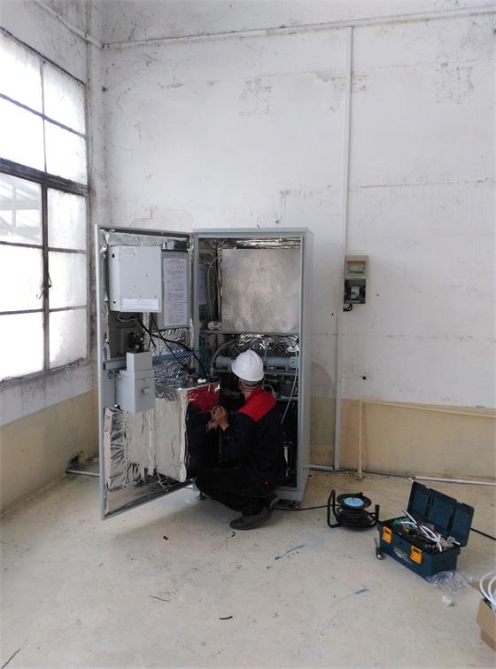 崇左市某糖厂-车间不锈钢自动售水机