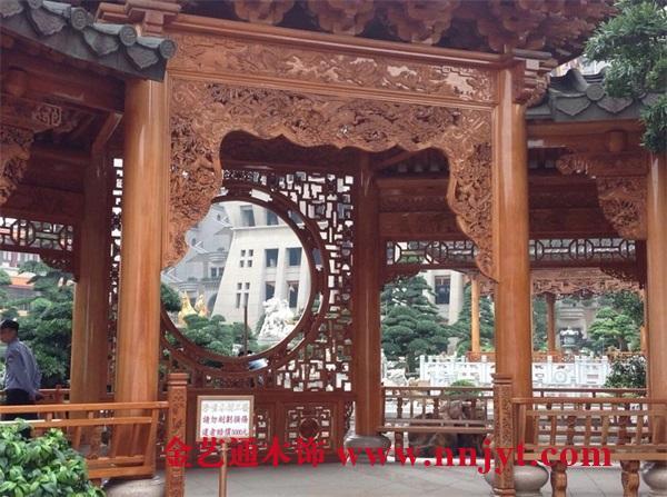 古典木雕工程案例