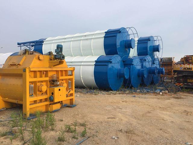 小型混凝土輸送泵