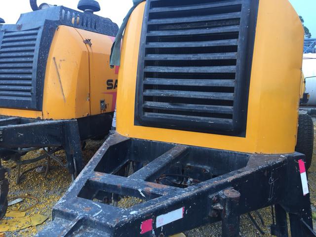 拖式混凝土輸送泵