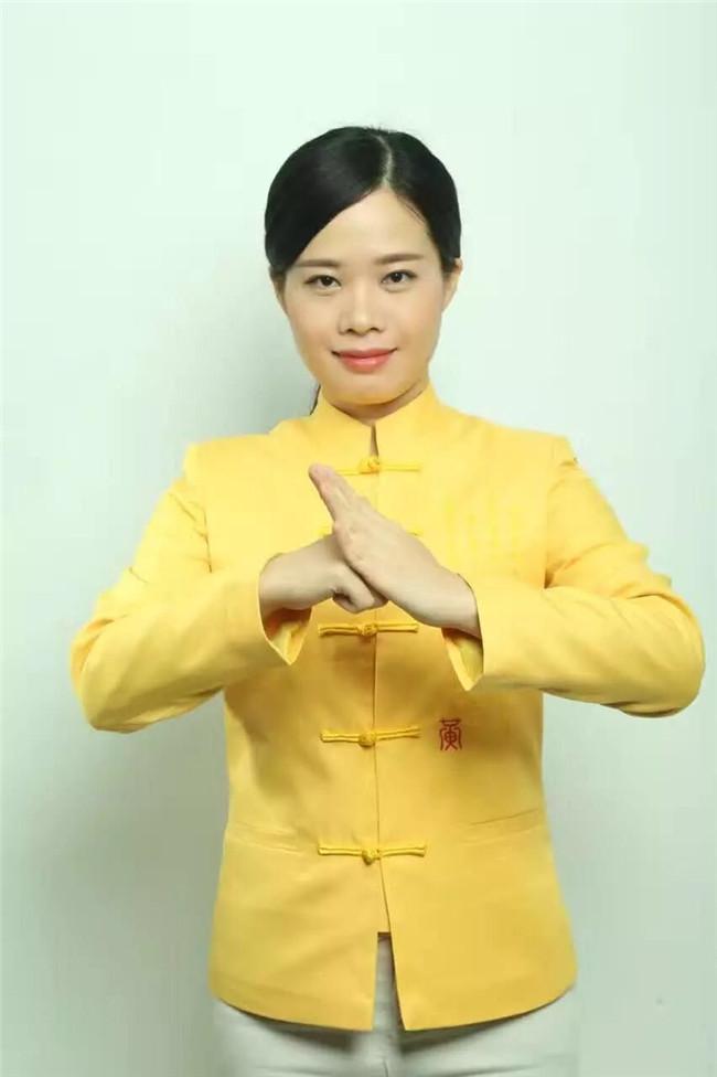 黃色中山式工作服