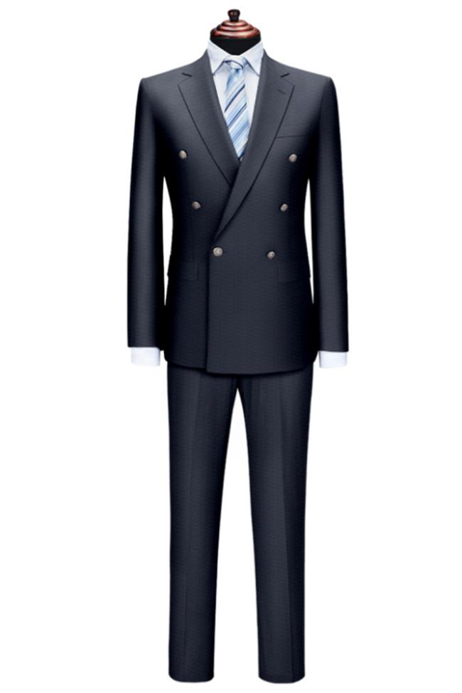 男士商务西服套装