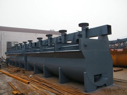 硫铁选矿设备