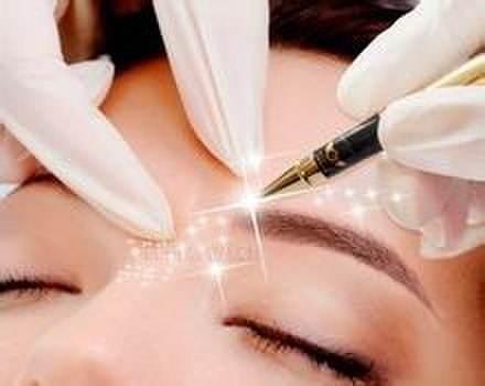 纹眉标准针法和操作技巧