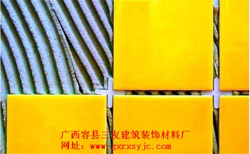 廣西瓷磚膠生產