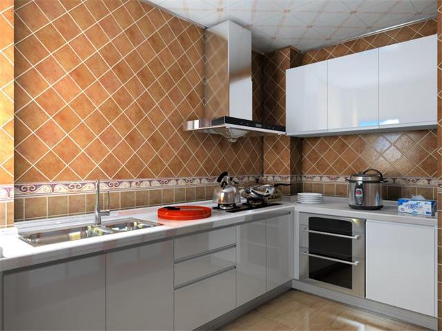 现代厨房定制