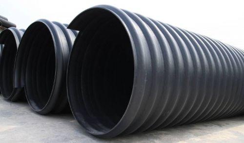 埋地排水用yabo亚博增强聚乙烯(PE)螺旋波纹管.jpg