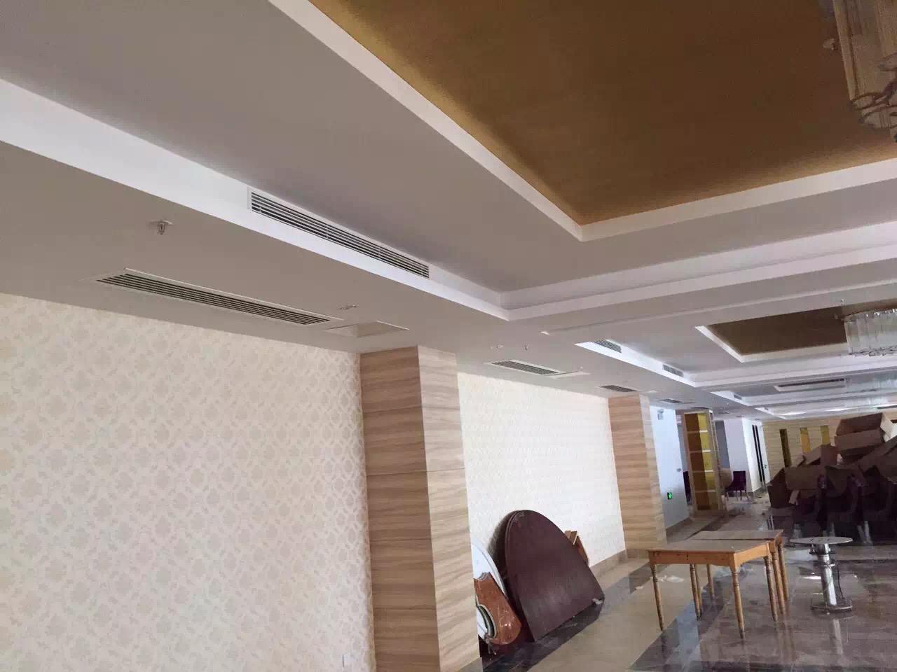 贵港市粤桂大酒店志高模块机项目